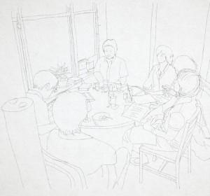 ステハ共感カフェ